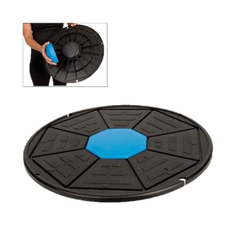 """Aeromat Wobble Board,Height Adjusts from 1-1/2"""" to 2-1/2"""",Each,33815"""