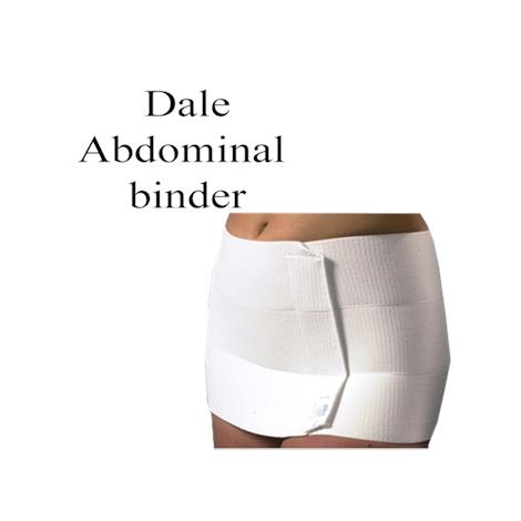 "Dale Five Panel 15 Inches Wide Abdominal Binder,Stretches 72"" To 94"" (183Cm To 239Cm),Each,H84109201"