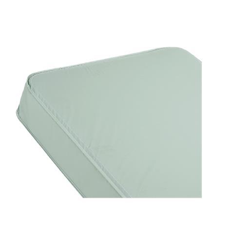"""Invacare Bariatric High Resilience Foam Mattress,80""""L X 39""""W X 6.5""""H,Each,Barmatt39"""