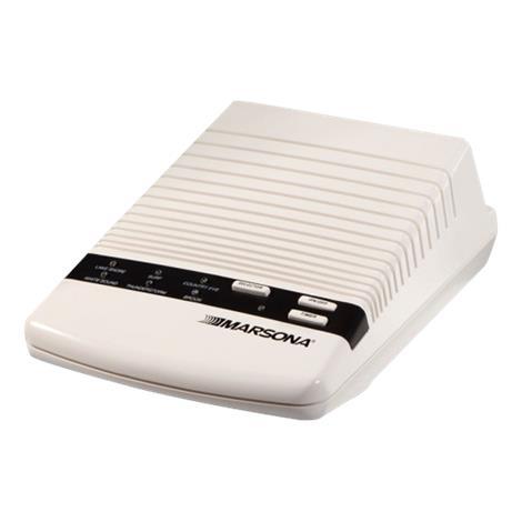 "Marpac Marsona DS-600A Sound Therapy Machine,7.5""L X 5.125""W X 2.75""H,Each,DS-600A"