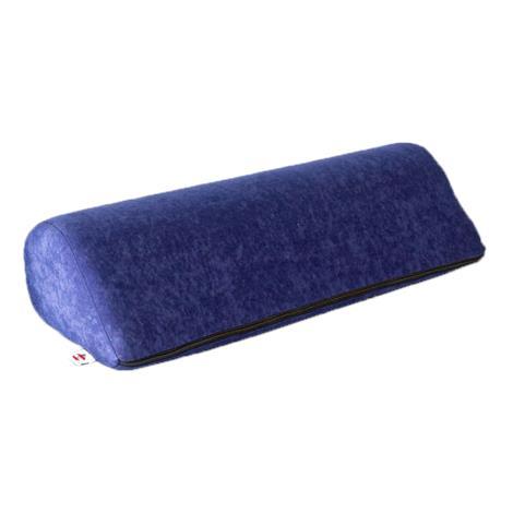 """Core Deluxe TearDrop Pillow,6"""" x 10"""" x 28"""",Blue,Each,LTC-5131"""