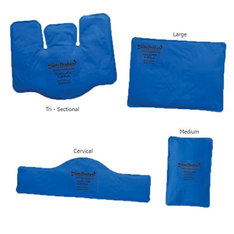 """Core Vinyl Cold Corpak,Cervical,6"""" x 20"""" (15cm x 51cm),Each,ACC567"""
