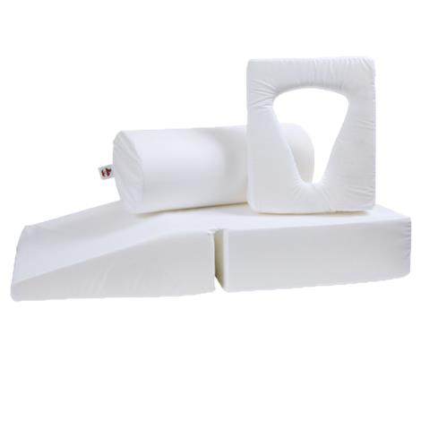Core Massage And Therapy Body Positioning System,Cloth Cover - White,Each,LTC-5600