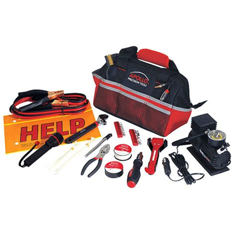 Apollo 53 Pc. Roadside Tool Kit,Roadside Tool Kit,Each,DT-9771