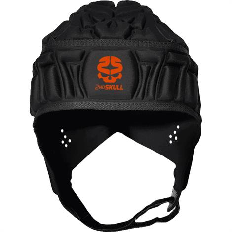 2nd Skull Armor Rugby-Style Soft Shell Helmet,Large,Each,503
