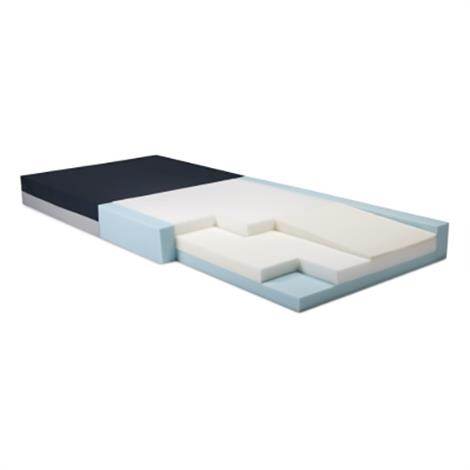 """Graham-Field 600 With 3 Inch Raised Firm Side Bolsters,35"""" X 80"""" X 6"""",Each,C600RB-3580"""