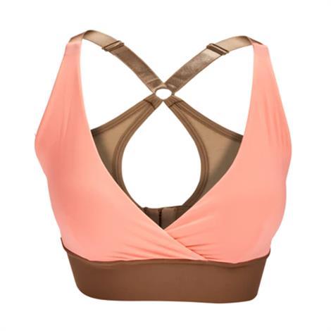 AnaOno Paige Wrap Front Mastectomy Sports Bra AO-040