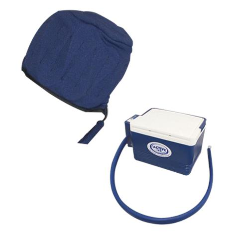 Polar Cool Flow Head Cap Cold Therapy System,With Extended Head Cap,Each,AIS-HL