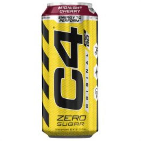 Cellucor CE C4 Carbonated Dietary ,Cotton Candy,12/Pack,3621008