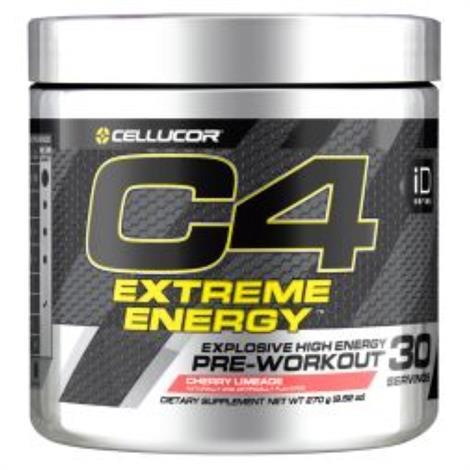 Cellucor CE C4 Extreme Energy Dietary ,Cherry Limeade,Each,3620700