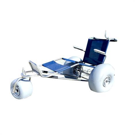 DeBug EZ Roller Floating Surf Wheelchair,0,Each,DBUG_EZ