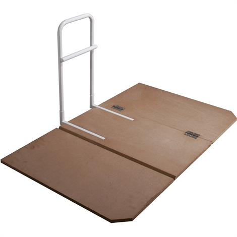 """Drive Home Bed Assist Rail with Folding Bed Board Combo,Rail Dimensions: 11.5""""W x 22.5""""H x 30""""D,Each,15062"""