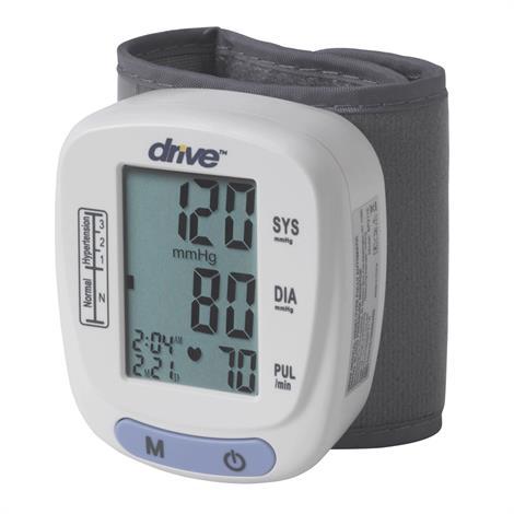 Drive Automatic Pressure Monitor,Wrist Model,Each,BP2116