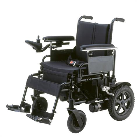 "Drive Cirrus Plus HD Heavy Duty Folding Power Chair,22"" Sling Seat,Each,CPN22FBA"
