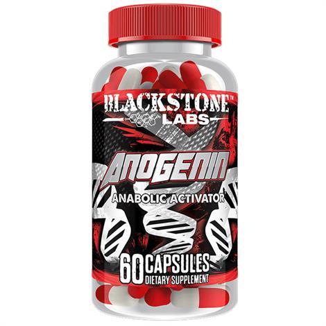 Blackstone Labs Anogenin Dietary ,60 Tablets,Each,3900002