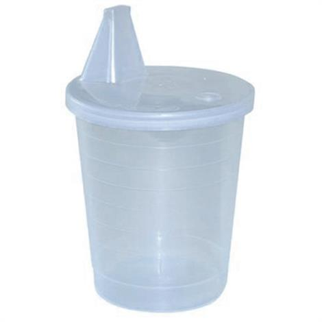 Maddak Single Use Disposable Cup-Bag of 12,Disposable Cup,12/Pack,F745640000