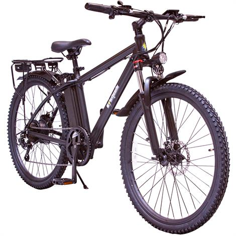 EWheels EW-Rugged Electric Mountain Bike,Electric Mountain Bike,Each,EW-Rugged