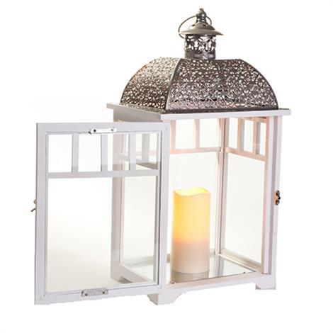 Gardman Bambaugh Electric Outdoor Lantern,Lantern Lamp,Large,Each,18714
