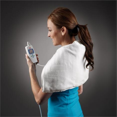Sammons Preston Digital Moist Heating Pad,Cervical,Each,568707