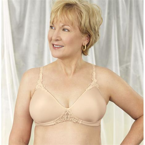 ABC Petite T-Shirt Mastectomy Bra Style 105,0,Each,105