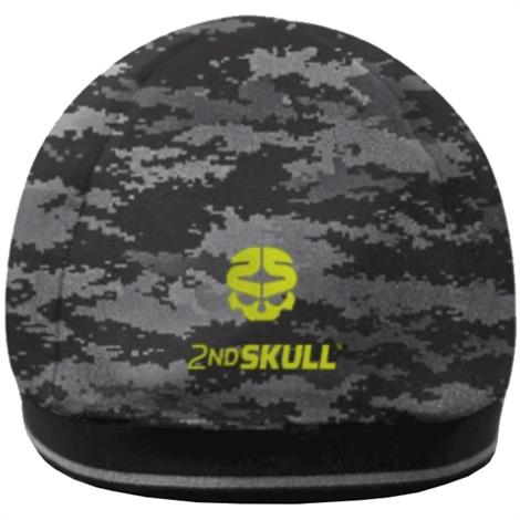 2nd Skull Protective Skull Cap,Extra Large,Black,Each,102