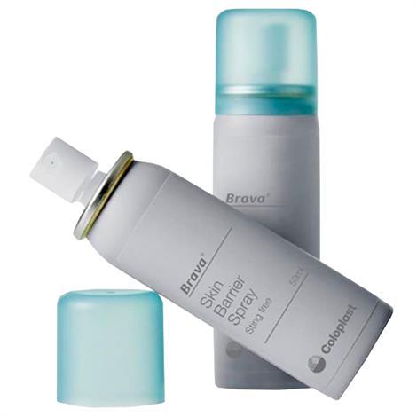 Coloplast Brava Ostomy Care Skin Barrier Spray,1.7oz (50mL),Spray Bottle,Each,120205