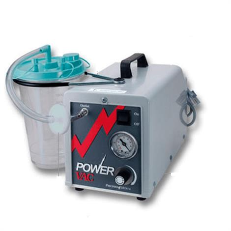 "Precision Medical PowerVac Aspirator,15-7/8""L x 7-3/8""W x 10-1/8""H (40.3cm x 18.7cm x 25.7cm),Each,PM61"