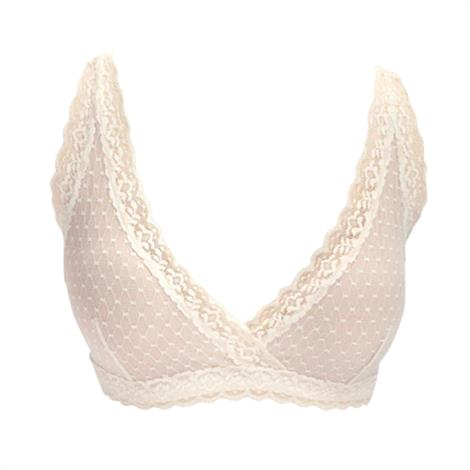 AnaOno Susan Wrap Front Lace Mastectomy Bra Style AO-039