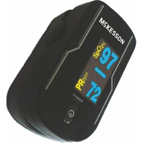 McKesson Fingertip Pulse Oximeter,Pulse Oximeter,6/CS,16-93651