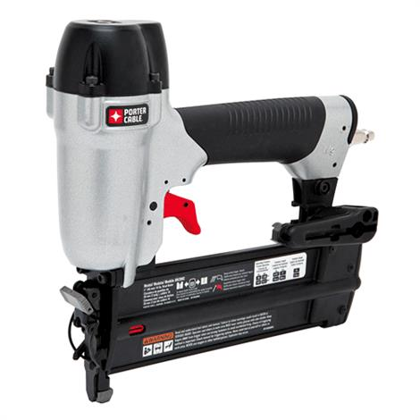 Porter Cable Brad Nailer Kit,18 Gauge Brad Nailer,Each,BN200C