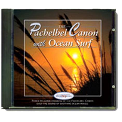 Stress Stop Pachelbel Canon With Ocean Surf Cd,Ocean Surf Cd,Each,Cd11