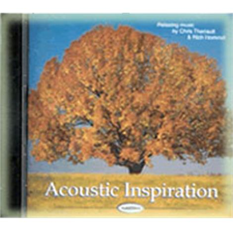 Stress Stop Acoustic Inspiration Cd,By Chris Theriault And Rich Hommel,Each,Cd27