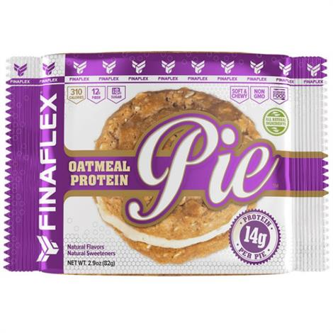 Finaflex Oatmeal Pie,2.9oz,OATMEAL & CREAM,10/Pack,4280780