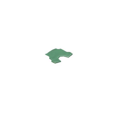Etac Soft Seat Pad For Swift Shower Chair,Green,Each,554921
