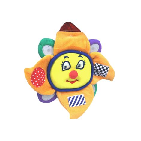 "Sunshine Symphony Plush Activity Toy,10.5""L x 10.5""w,Each,8069 ENA8069"