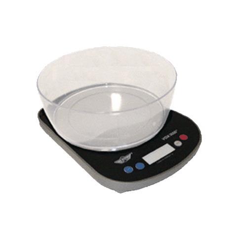"""Vox Talking Kitchen Scale,Platform 9"""" x 6"""" x 1"""",Each,81533421"""