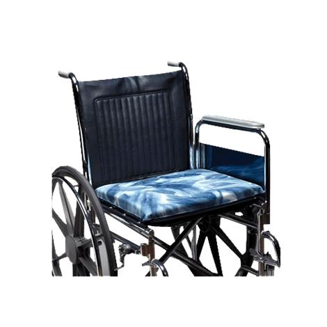 Skil-Care Comfort Foam Bimini Blue Wheelchair Cushion,18