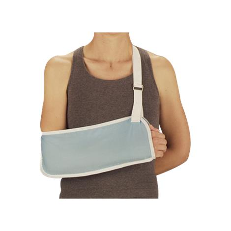 DeRoyal Narrow Pouch Arm Sling with Buckle Closure,Small,12/Pack,8017-01