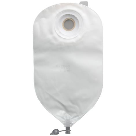 "Image of Nu-Hope Convex Standard Round Post-Op Adult Urinary Pouch,Opening: 1-1/8"" (2.9cm),Adhesive Foam Pad: 3"" (7.6cm),10/Pack,8259-C"