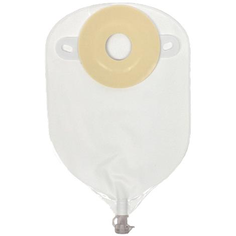 "Image of Nu-Hope Convex Standard Round Post-Operative Brief Urinary Pouch,Opening 1/2"" (1.3cm),10/Pack,8154"
