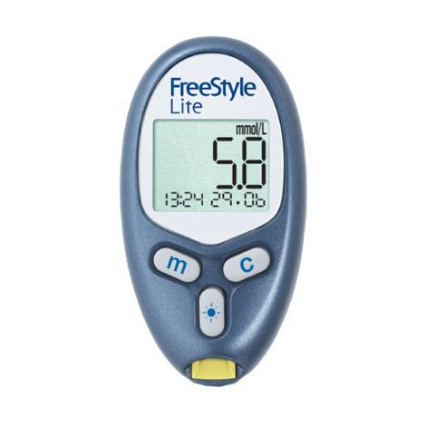 Abbott FreeStyle Lite Monitoring System,Retail,Each,70805