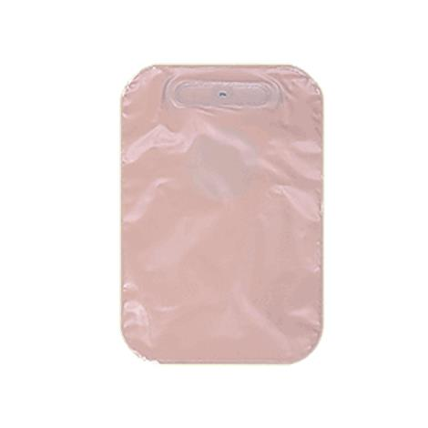 """Cymed Two-Piece Opaque Mini Closed-End Pouch With Gore-Tex Integrated Charcoal Filter,Length: 8"""",15/Pack,55645"""