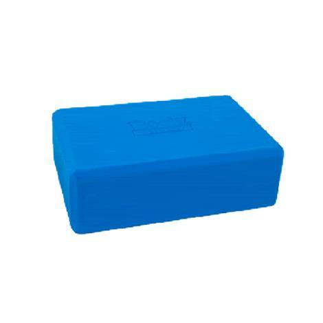"""BodySport Foam Yoga Block,3"""" x 6"""" x 9"""",Blue,Each,369YBB"""