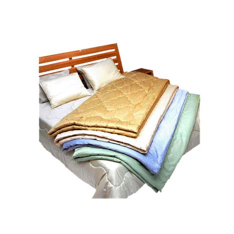 Sleep and Beyond Organic Merino Wool Comforters,King,Gold,Each,OKC