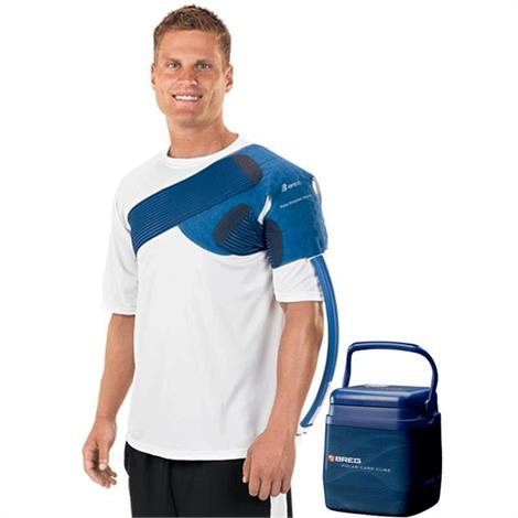 Breg Polar Care Cube Shoulder Cold Therapy System,WrapOn Shoulder Pad,Each,10711