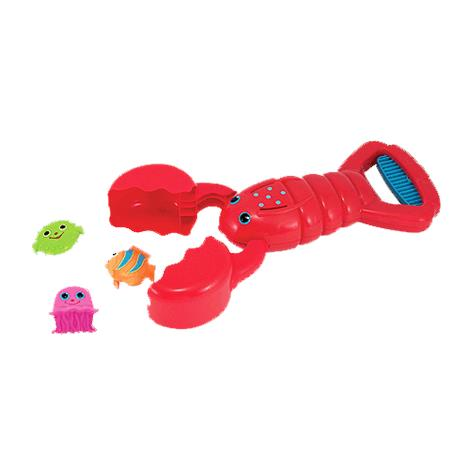 Melissa & Doug Louie Lobster Claw Catcher Pool Toy,15.25 x 9 x 3,Packaged,Each,6669