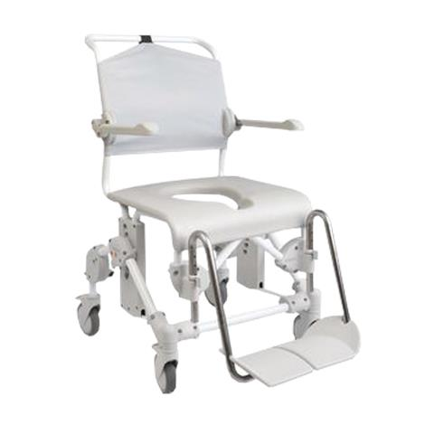 Etac Swift Mobile Shower and Commode Chair Accessories,Attachment Brackets for Pan and Bucket Holder,Pair,E80209435