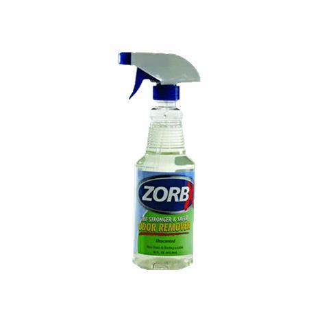 Zorbx Unscented Odor Remover,2oz,Spray Bottle,24/Case,1110