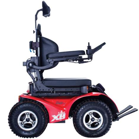 Magic Mobility Extreme X8 Power Wheelchair with Full Rehab Seating,0,Each,X8