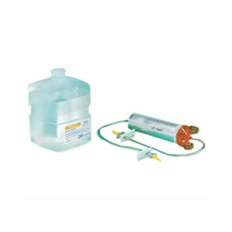 Hudson RCI Sterile Water Reservoir with Concha-Column,1,650ml with Standard Column and Right Angle Port,6/Case,385-60